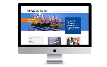 MAGI Website Design