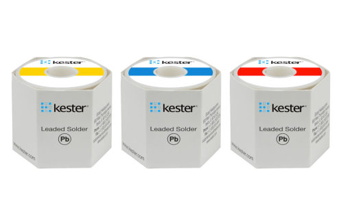 ITW Kester Leaded Solder Product Shot